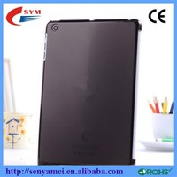 2015 Ultra Thin Transprent Plastic Cover For Apple iPad Mini 3 2 1 Case