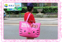 Hot sale fashion hello kitty shoulder bag