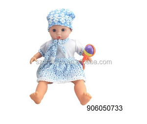 Wholesale Crying indian baby reborn silicone pacifier doll