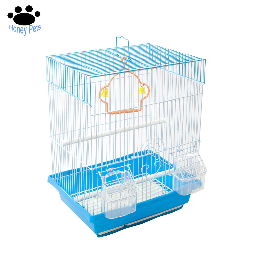 Honey Pet Good quality bird flight hanging decorative parrot cage for sale