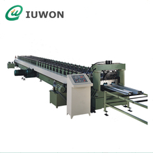 High quality Galvanized Steel Deck Floor Panel Roll Forming Machine