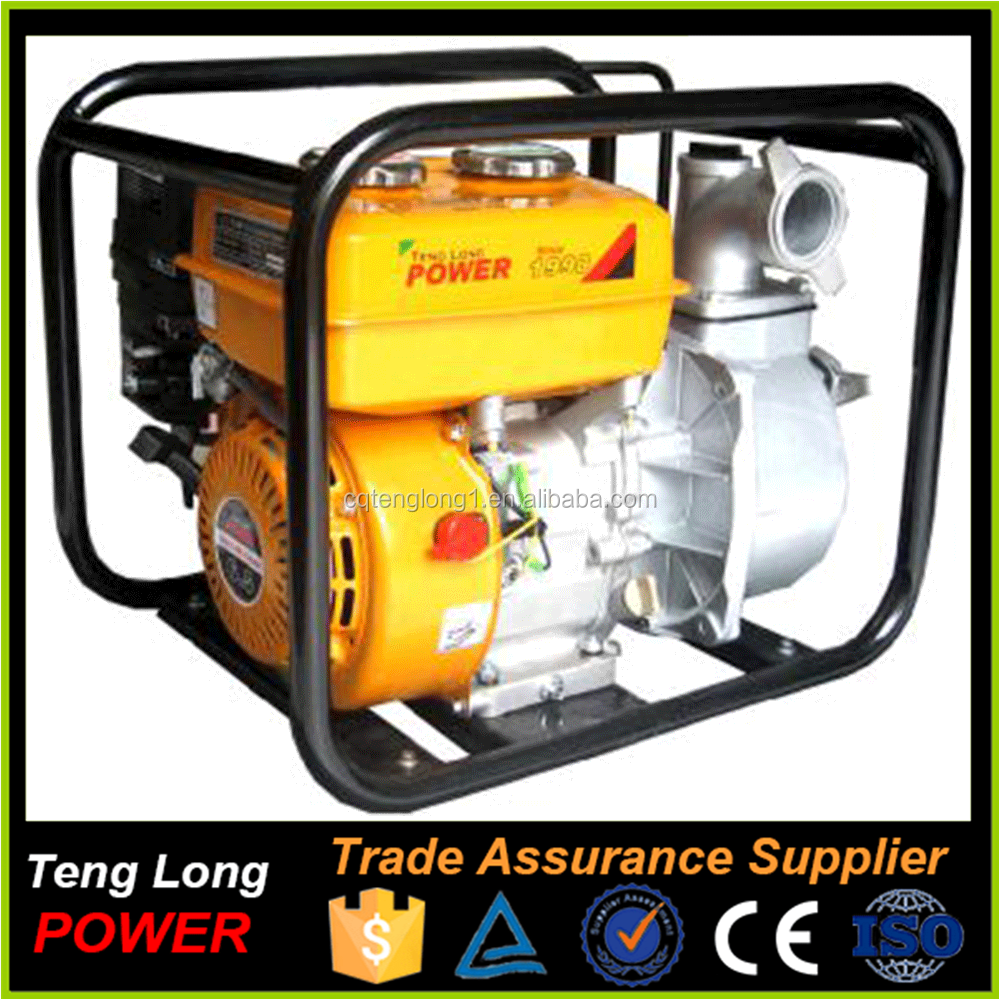 Agricultural Irrigation Kerosene Water Pump For Southeast Asian Market