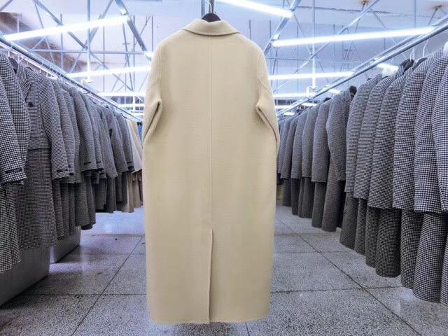 2019 cashmere - women cashmere wool coat -high quality women winter  coat
