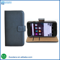 Mobile case For Sony Xperia X wallet leather flip case book stand wallet case