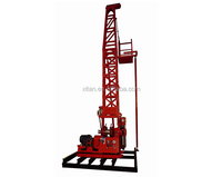 Good used rotary core drilling rig with tower GXY-2CT