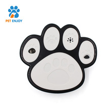 NEW ARRIVAL Fashion Dog Paw Shaped Ultrasonic Best Anti Bark Control Device No Barking