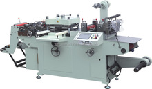 Automatic Label Sticker Die Cutting Machine With Sheet Cutter