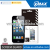 3 layer pet screen protector for mobilephone for iPhone 5 oem/odm (High Clear)