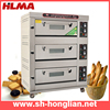 Kitchen Equipment Commercial Bakery Gas Oven