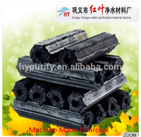 Hongye Crand BBQ Charcoal/Sawdust Charcoal Briquettes Price/Reataurant Barbecue Charcoal