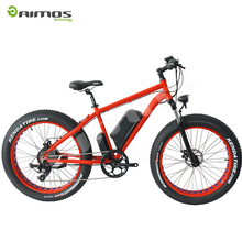 26 inch AMS-TDE-04 fashion e-bike 36V 350W with 8 fun motor eco friendly for adults