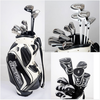 Original Quality Complete Golf Club Set with genuine golf bag