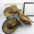 Hot Selling Paper String Cowboy Hat made in China 2017