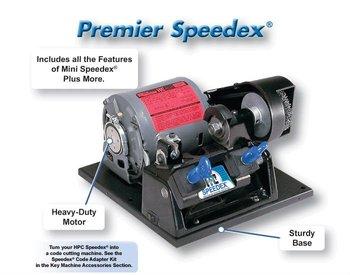 speedex key cutting machine 9160mc