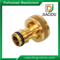 JD-1943 Brass Hose Barb Fitting Adapter