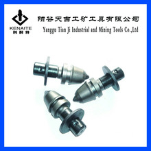 20mm milling tooth pick, cement concrete ditching machine head, mixer blade