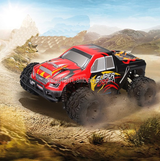1/24 scale High Speed Racing Car Weili A212 RC Monster Truck