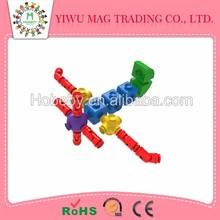 Wholesale top educational toys with sucker construction toys assembly toys
