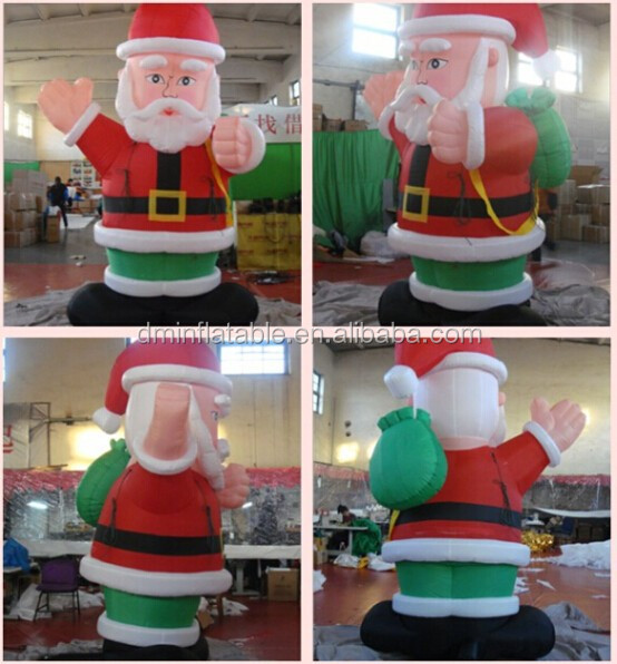 China christmas inflatable tree decoration