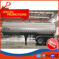 Road Milk Tanker Factory Promotion