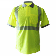 Wholesale Custom Safety Polo T-Shirt Uniform Manufacturer In China
