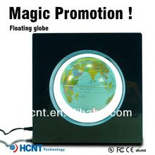New invention ! Magetic Levitation globe for educational toys ! touch screen spirit pad