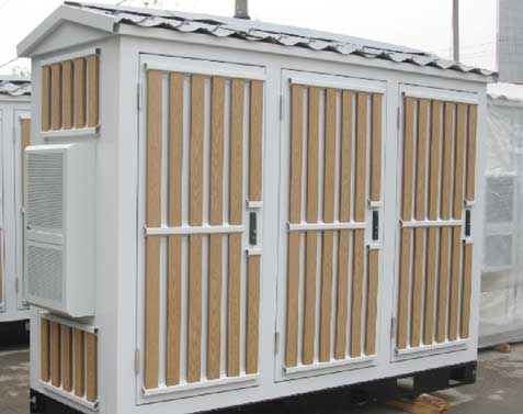 Online shopping prefab wooden house from China supplier