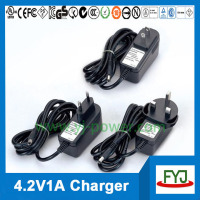 li-ion battery charger 3.7v 4.2v 7.4v 8.4v 12.6v 16.8v 21v 25.2v 29.4v 33.6v charger for li-ion battery