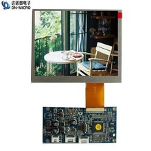 low price with high quality color TFT LCD display module / 5.6 inch VGA and 50 pin LCD display modules