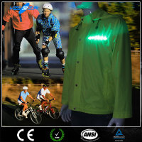 Raining proof LED cheap Tracksuits Sports Wear