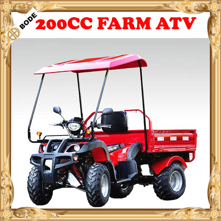 150cc 200cc CE/EEC FARM ATV 2015 new model Quad with cargo