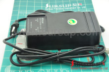 High efficiency Nikon Q-75E battery charger for pentax total station battery