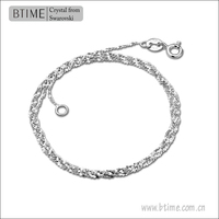 16 inch 925 Sterling silver chain