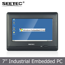 "SEETEC Industrial Embedded Touchscreen 800x480 monitor 7"" all-in-one pc"