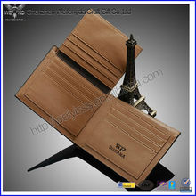 2014 New Design Fashion Leather Card Holder Flip Case Cover Pouch