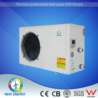 swimming pool heater heat pump swimming pool heater dc inverter ground source heat pump to water