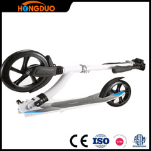 230mm big front wheels urban adult scooter