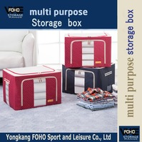 FH-CL0044 Woman likes folding easy to mobile underwear storage box