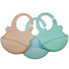 Soft Safty Disposable Silicone Baby Bibs
