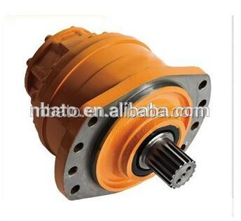 Ningbo Supplier Poclain MS Series MS50 Hydraulic Piston Motor Complete Motor