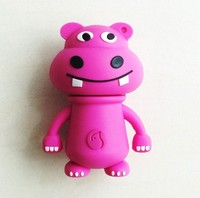 Best Gift Cute Hippo USB Flash Drive