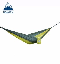 China factory wholesale outdoor aerial yoga travel camping hammock