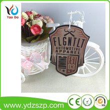 various scents for option home/car/closet fragrance factory customized hanging paper air freshener