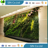 Best Prices Artificial plants outdoor green wall foliage wall decoration fern wall decore plastic plant