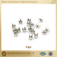 decorative metal clothing studs