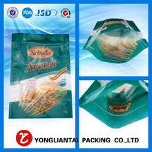 China custom flower seed bag cotton seed bags corn seed bag