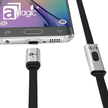 Instant Fast charging Micro USB Adapter MagCable For Android Devices.