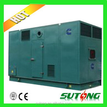 low fuel consumption diesel low rpm electric generator