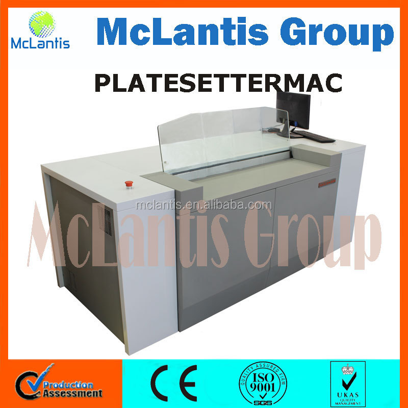 CTP computer to plate machine