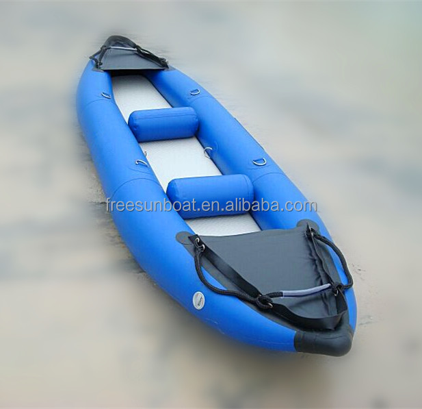 PVC inflatable rubber canoe kayak